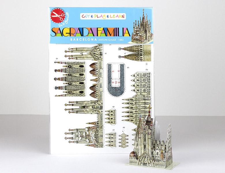 Recortable Mini Cut Kit SF