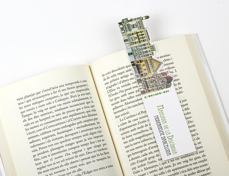 Bookmark Mansana de la Discordía