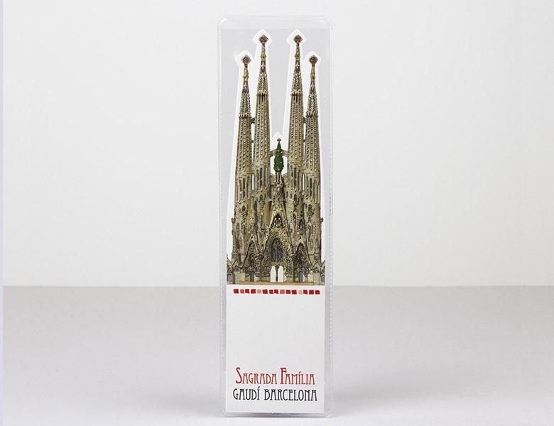 Bookmark Sagrada Familia