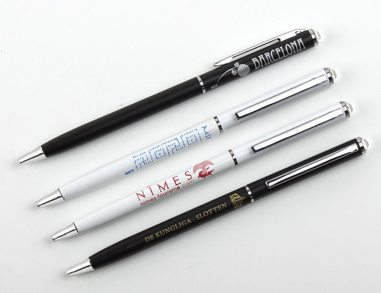 Bolígrafo con Cristal