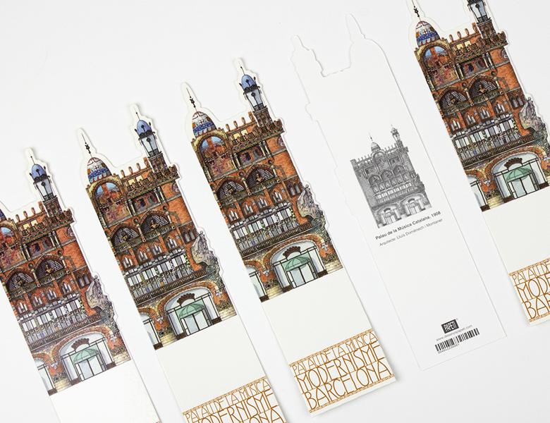 Bookmark Palau de la Música
