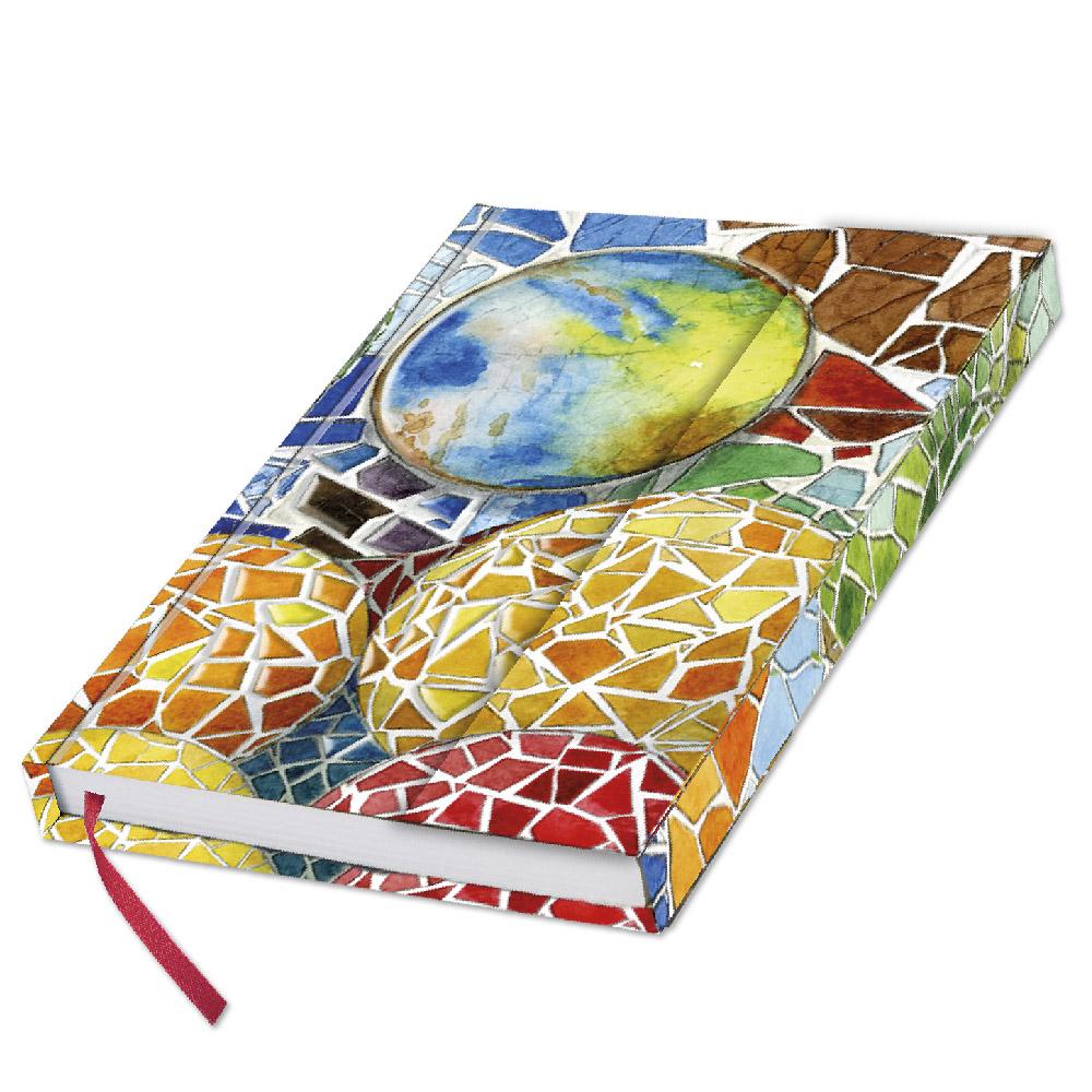 Libreta Mosaicos Gaudí