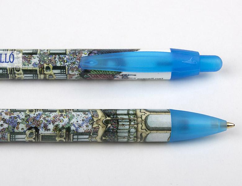 """Ballpoint pen """"XL"""" Casa Batlló"""