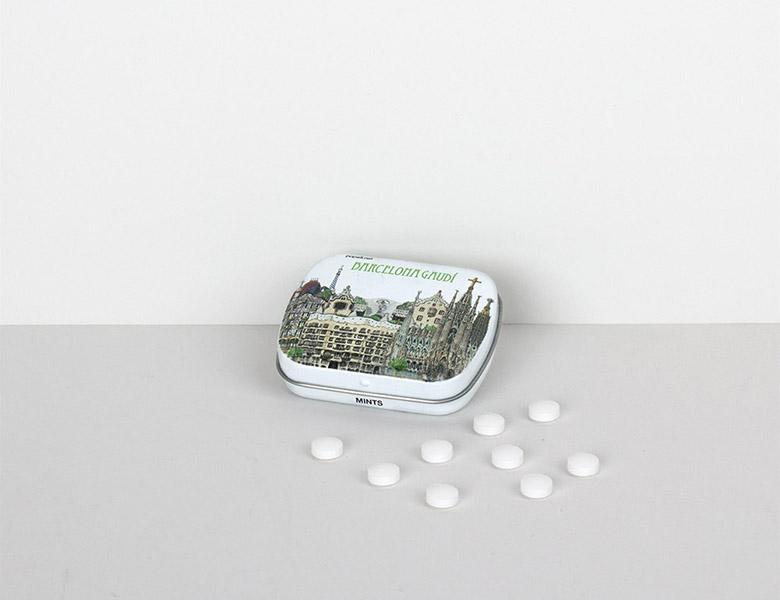 Boîte Mint Panoramique Barcelona
