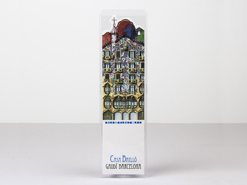 Marcapáginas Casa Batlló