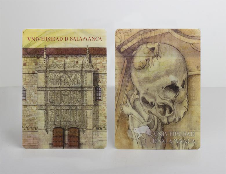 Postal Lenticular