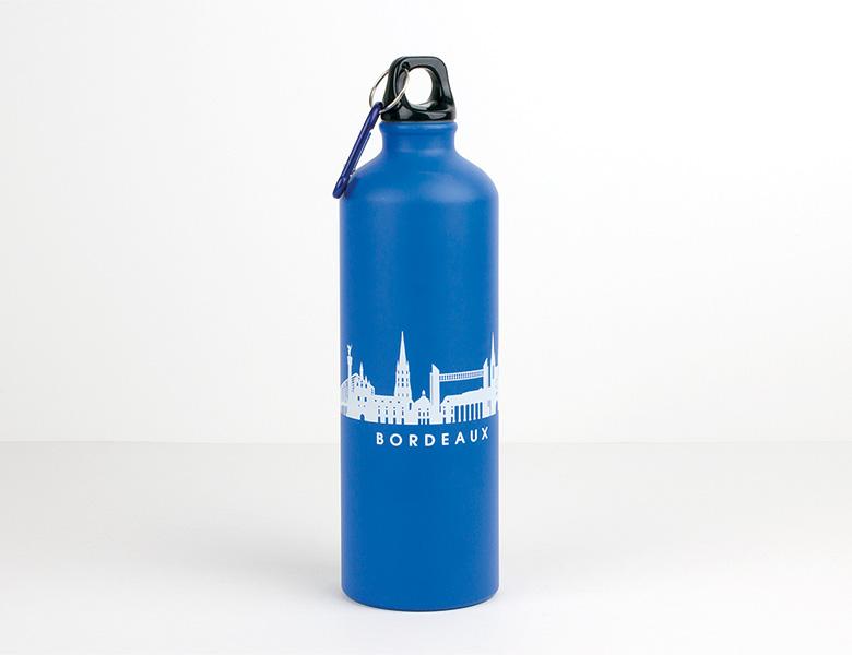 """Matt water flask """"L"""""""